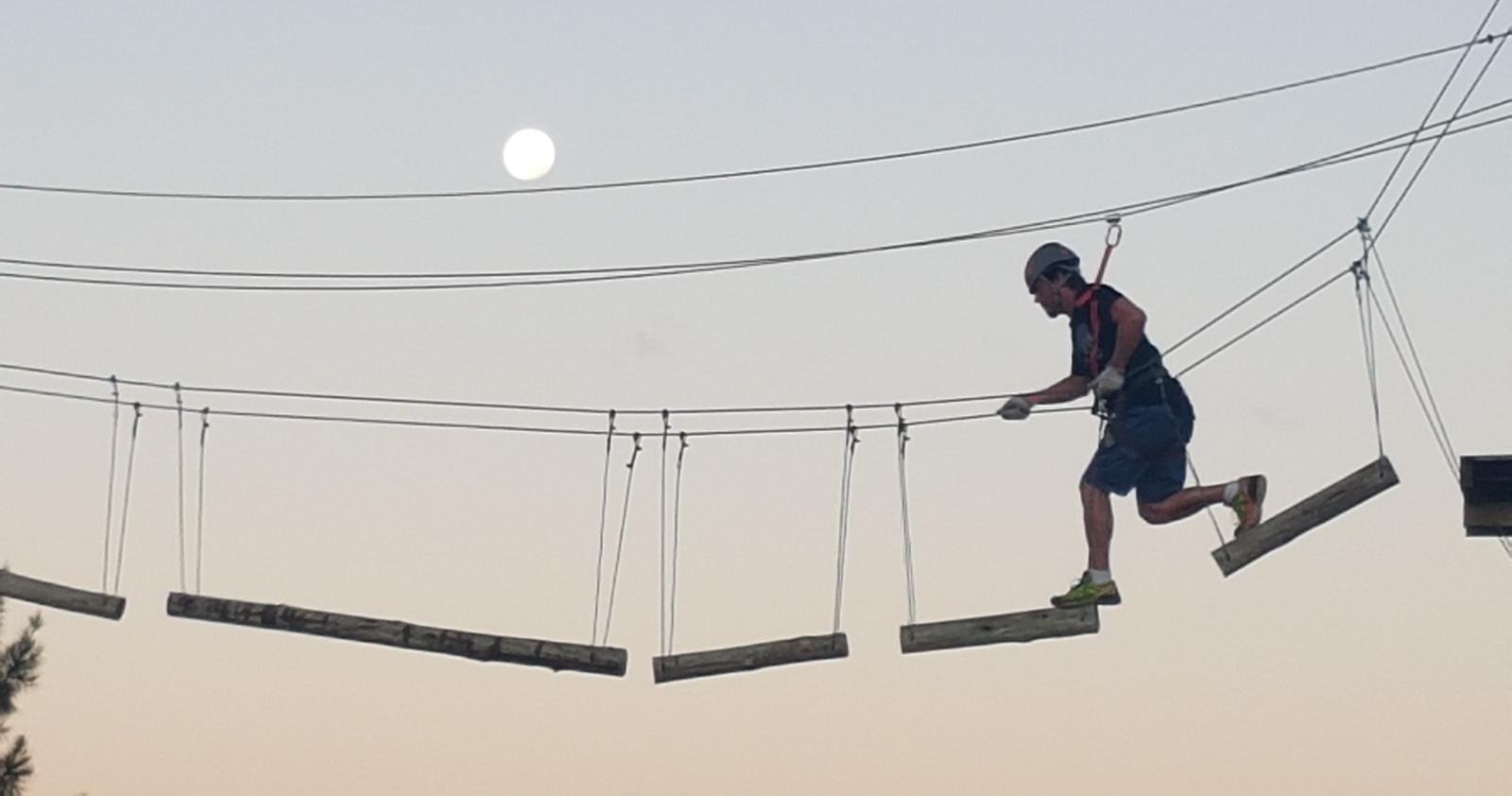 Aventura a la luz de la luna